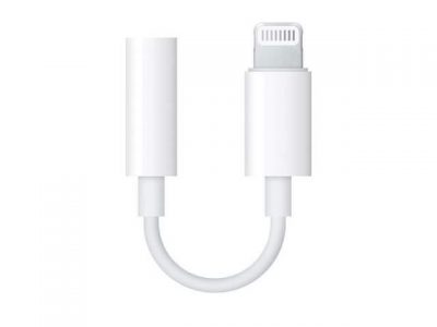 iPhone connector